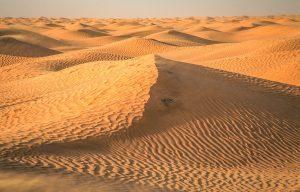 pustynia Tunezja